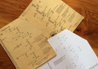 Zither tune Sheets