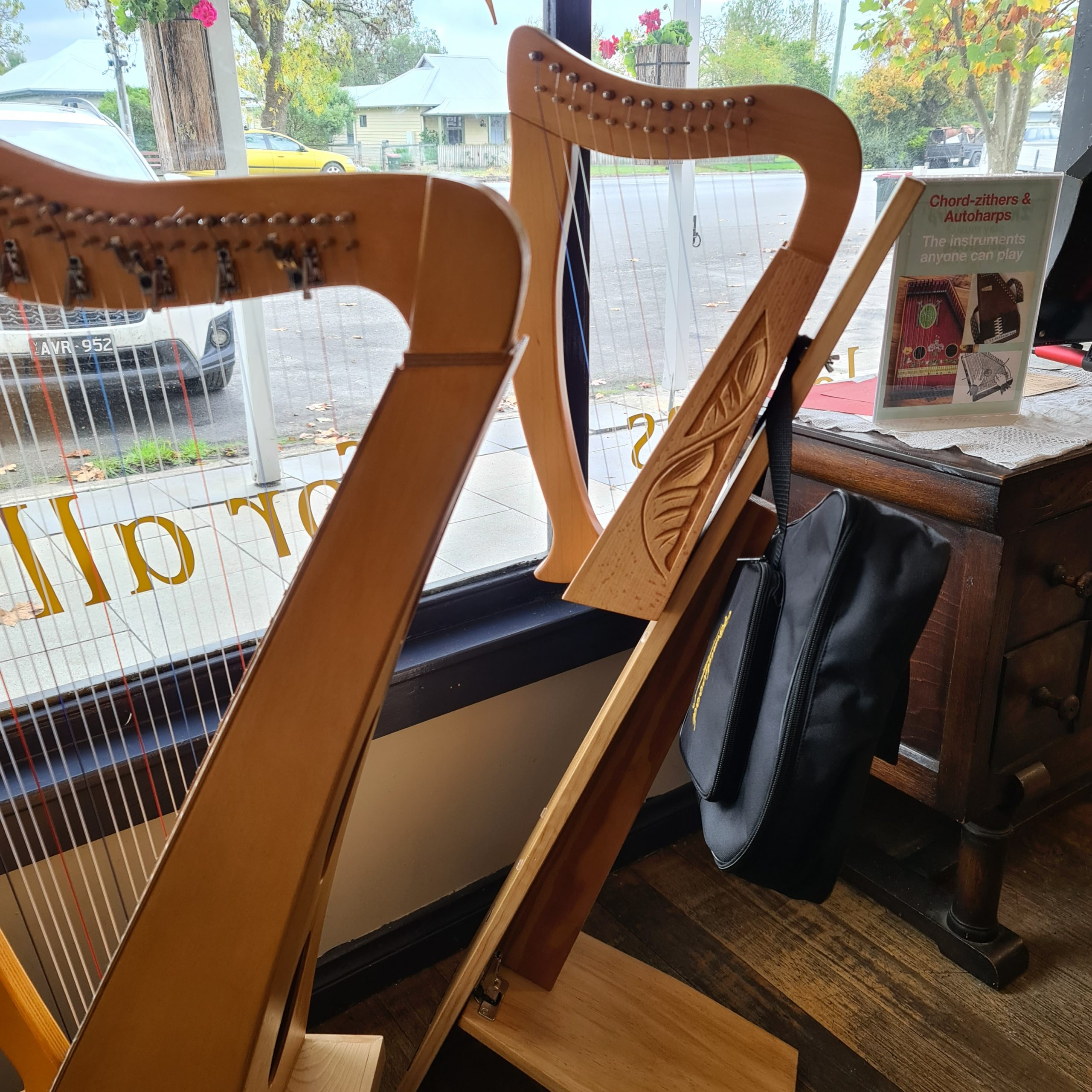 Pixie Harp